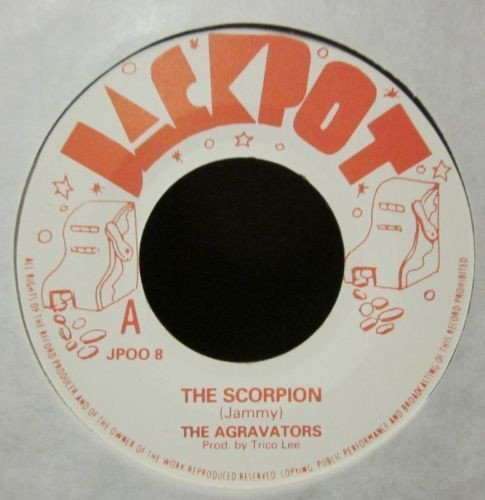Prince Jammy Vs Scientist - The Scorpion / Channel One Run Away