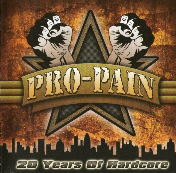 Pro pain - 20 Years Of Hardcore