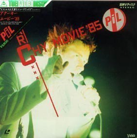 Public Image Limited - Anarchy Movie