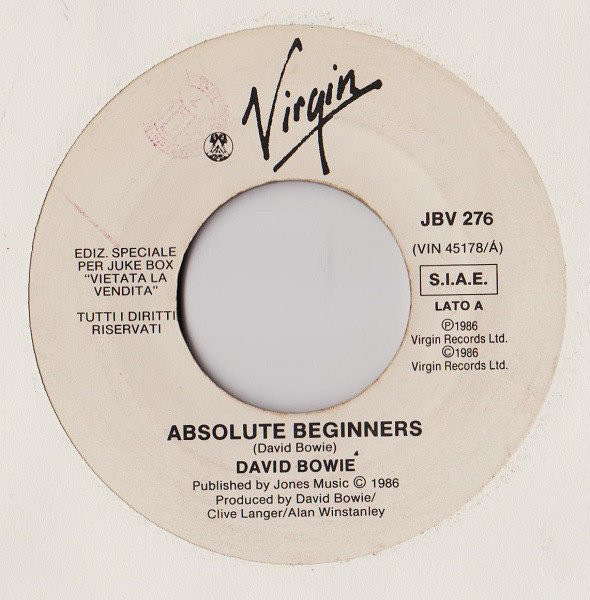 Public Image Ltd - Absolute Beginners / Rise