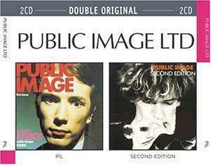 Public Image Ltd - First Issue / Second Edition