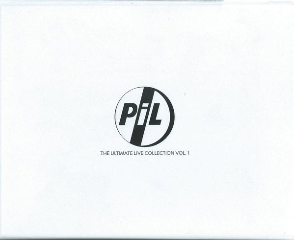 Public Image Ltd - The Ultimate Live Collection Vol. 1