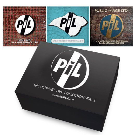Public Image Ltd - The Ultimate Live Collection Vol. 2