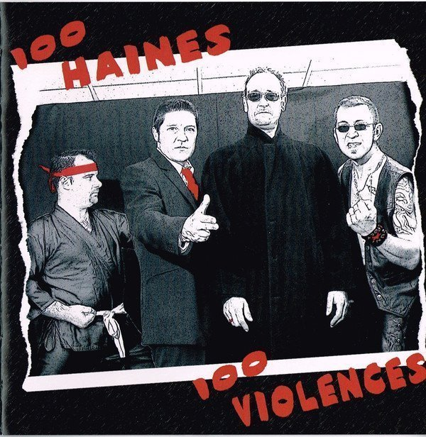 Punch Chaos - 100 Haines 100 Violences