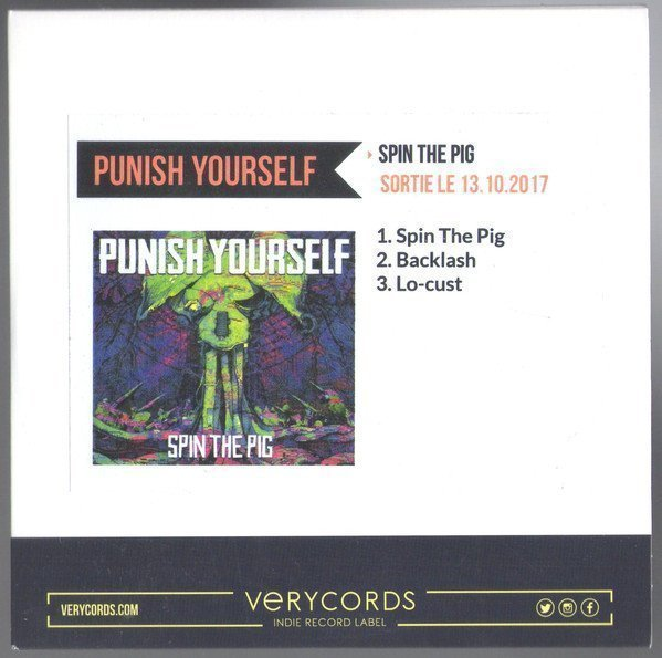 Punish Yourself - Spin The Pig