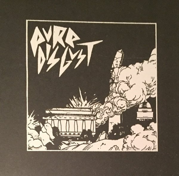 Pure Disgust - Pure Disgust