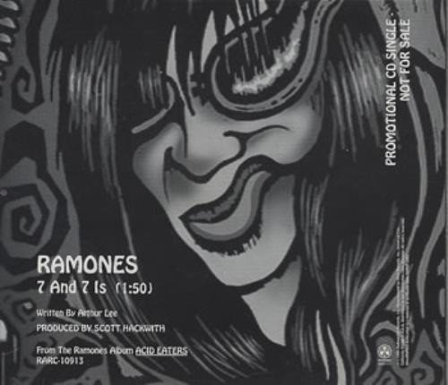 Ramones - 7 And 7 Is