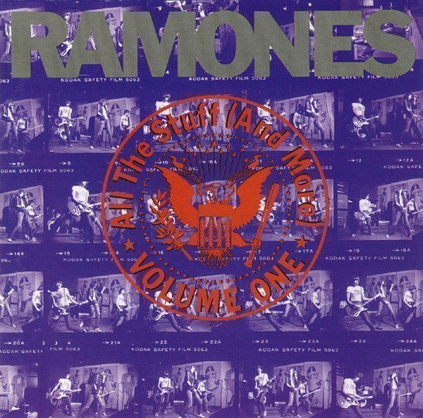 Ramones - All The Stuff (And More) - Vol. I