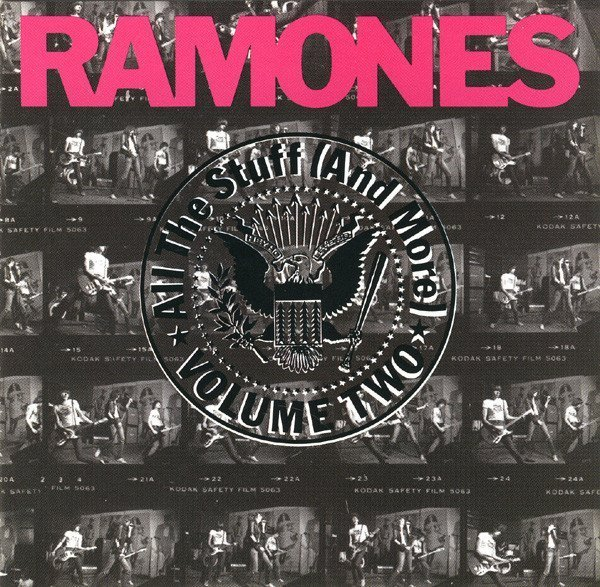 Ramones - All The Stuff (And More) - Vol. II