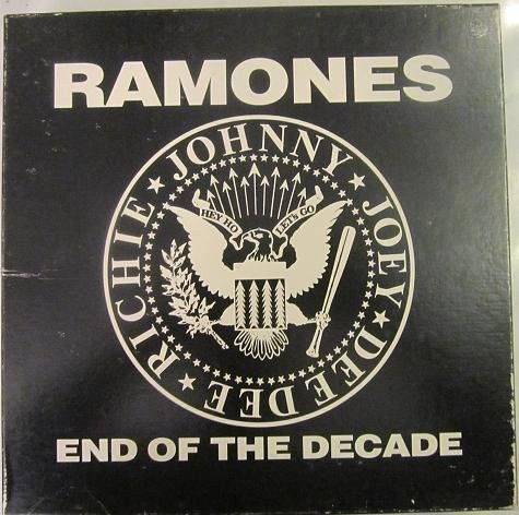 Ramones - End Of The Decade