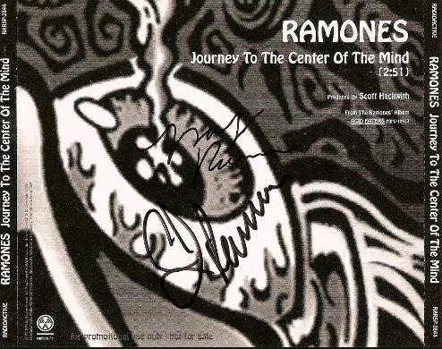 Ramones - Journey To The Center Of The Mind