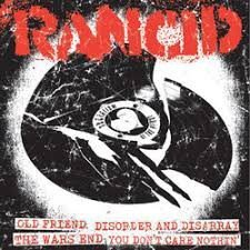 Rancid/the Silencers - …And Out Come The Wolves - 4