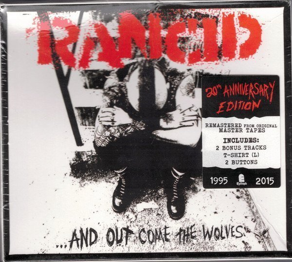 Rancid/the Silencers - ...And Out Come The Wolves