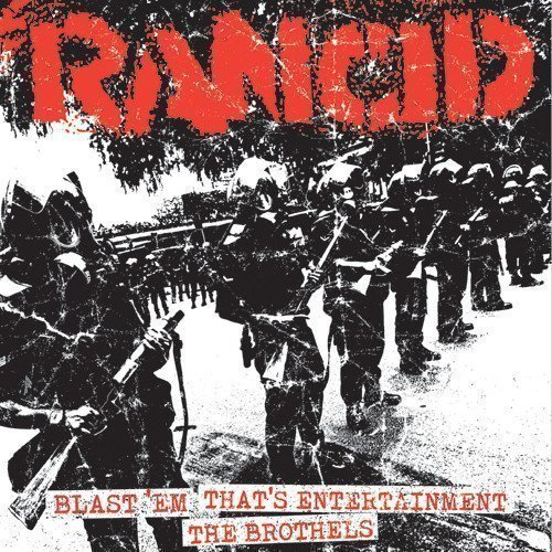 Rancid/the Silencers - B Sides And C Sides - 2