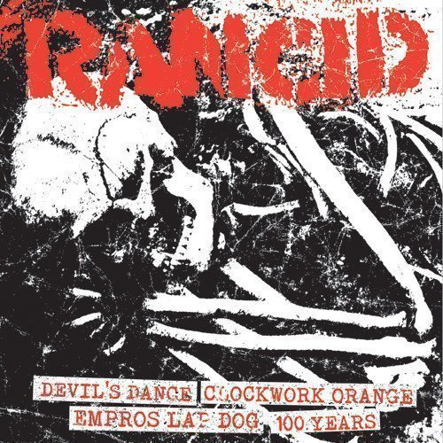 Rancid/the Silencers - B Sides And C Sides - 3