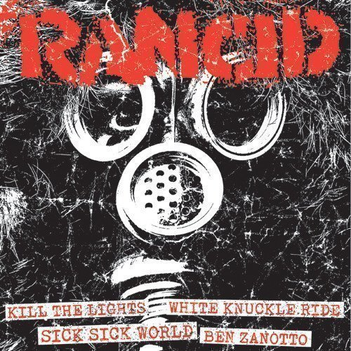 Rancid/the Silencers - B Sides And C Sides - 5