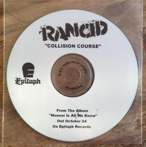 Rancid/the Silencers - Collision Course