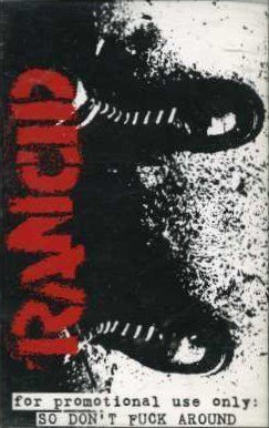 """Rancid/the Silencers - Four Songs From Rancid """"And Out Come The Wolves"""""""