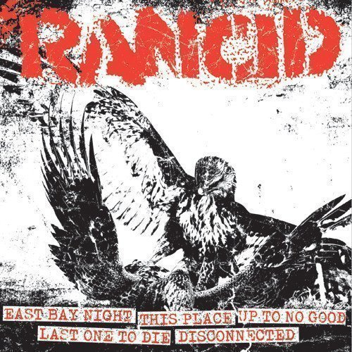 Rancid/the Silencers - Let The Dominoes Fall - 1