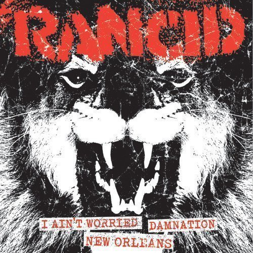 Rancid/the Silencers - Let The Dominoes Fall - 2