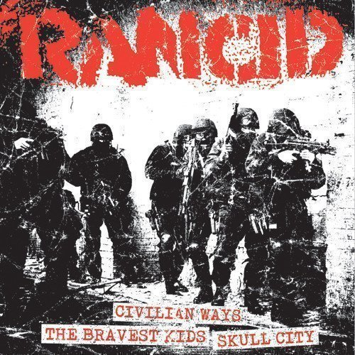Rancid/the Silencers - Let The Dominoes Fall - 3
