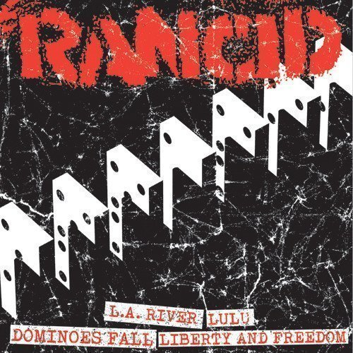 Rancid/the Silencers - Let The Dominoes Fall - 4