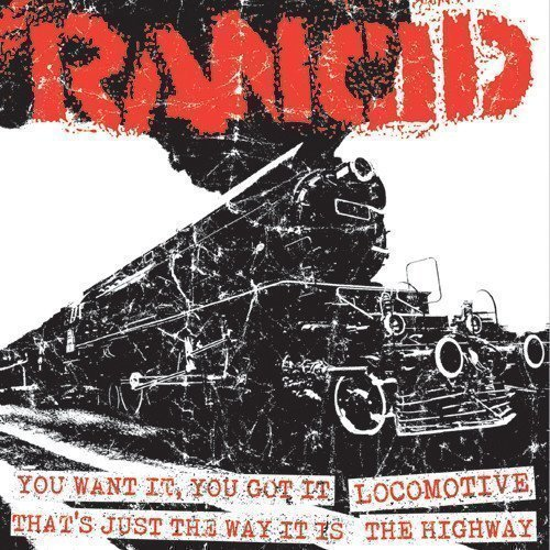 Rancid/the Silencers - Let The Dominoes Fall - 5