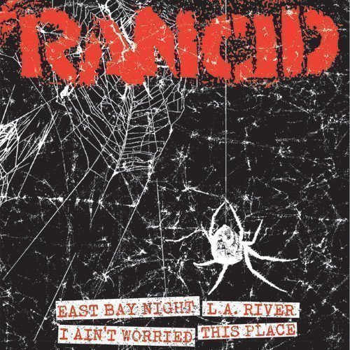 Rancid/the Silencers - Let The Dominoes Fall (Acoustic) - 1