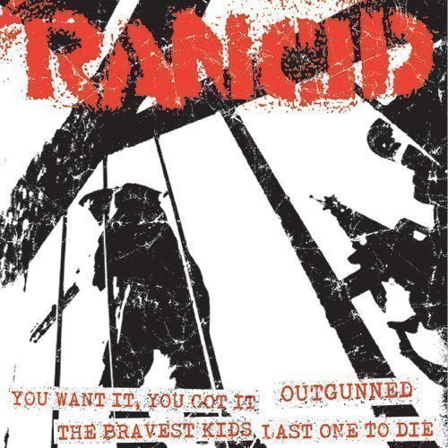 Rancid/the Silencers - Let The Dominoes Fall (Acoustic) - 3