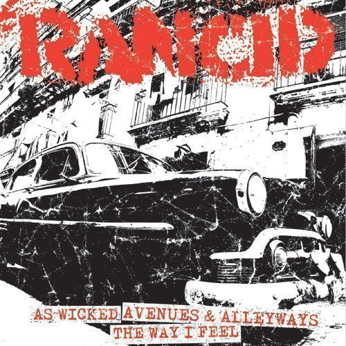 Rancid/the Silencers - ...Out Come The Wolves - 5