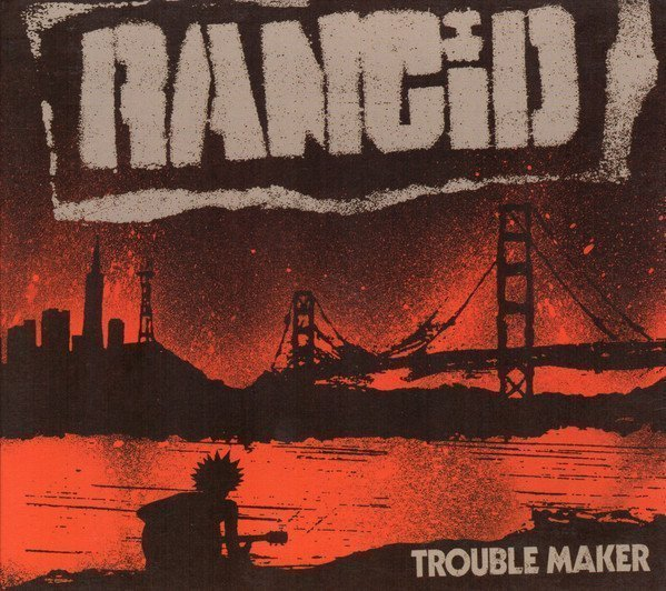 Rancid/the Silencers - Trouble Maker