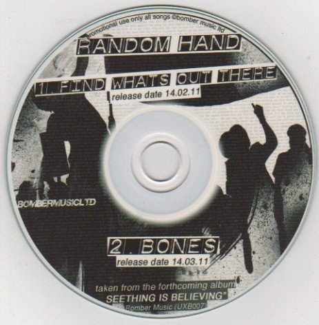 Random Hand - Find Whats Out There / Bones