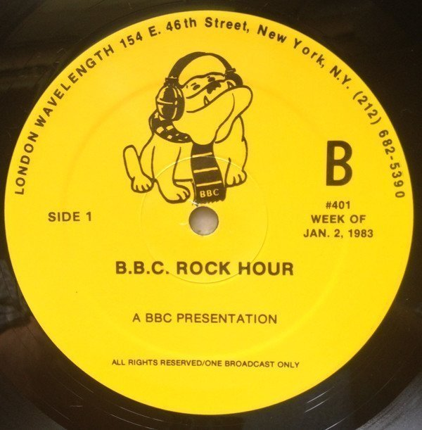 Ranking Roger And Pato - BBC Rock Hour #401