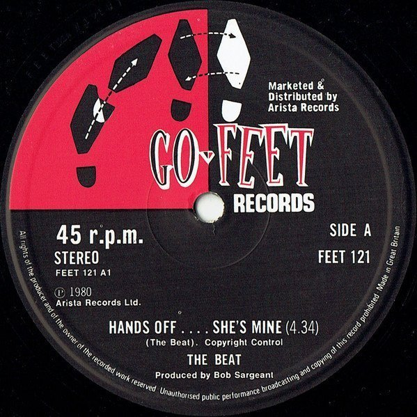 Ranking Roger And Pato - Hands Off... She