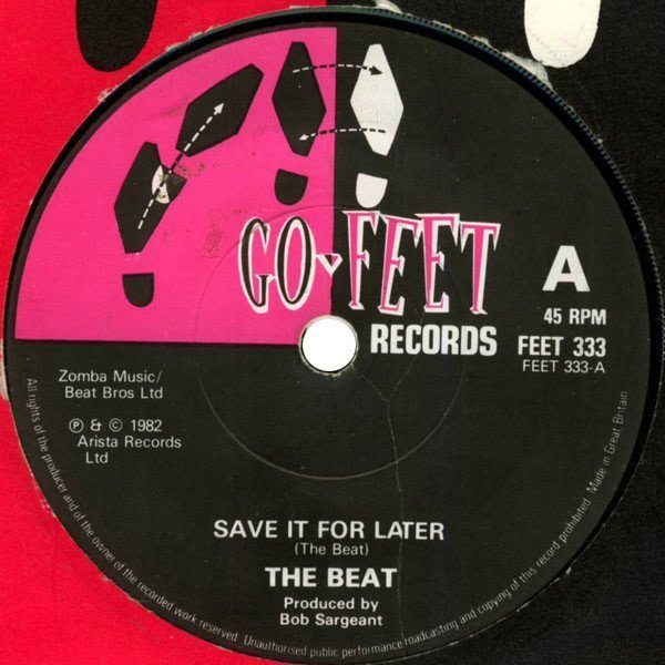 Ranking Roger And Pato - Save It For Later