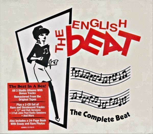 Ranking Roger And Pato - The Complete Beat