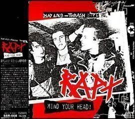 Rapt - Mind Your Head!