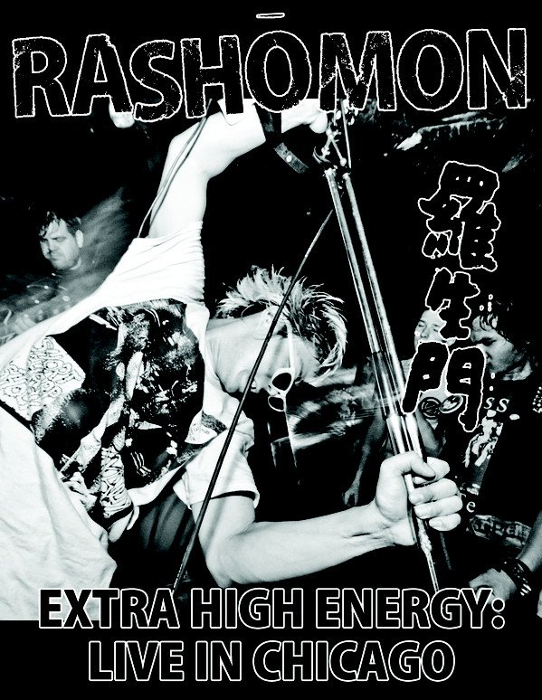 Rash?mon - Extra High Energy: Live In Chicago