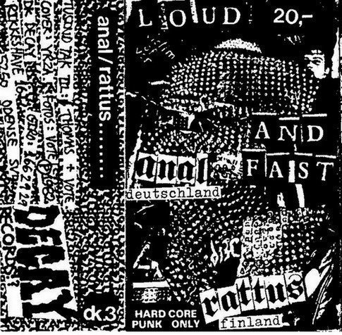 Rattus - Loud And Fast