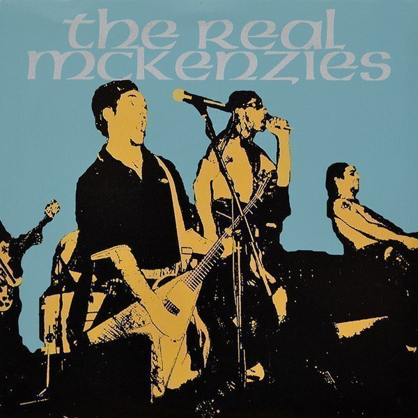 Real Mckenzies - Another Round