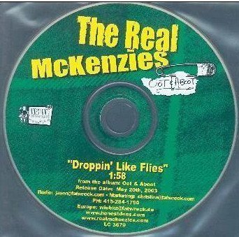 Real Mckenzies - Droppin