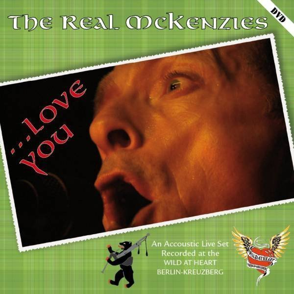 Real Mckenzies - ...Love You