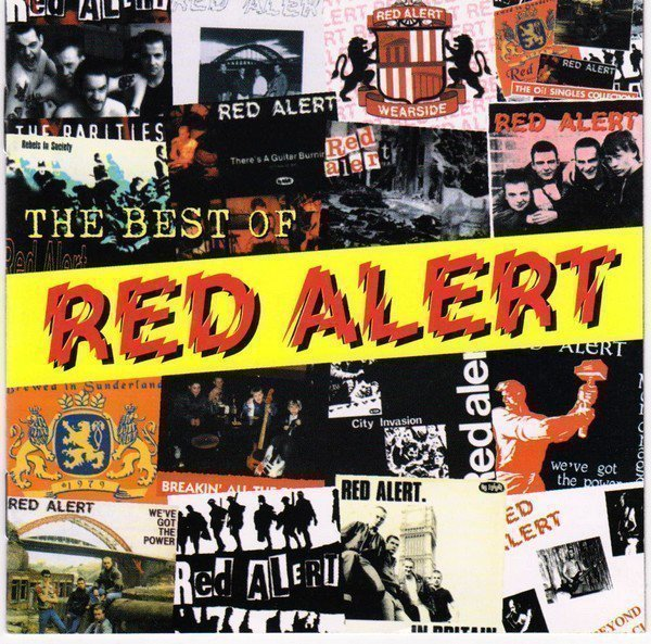 Red Alert - The Best Of Red Alert