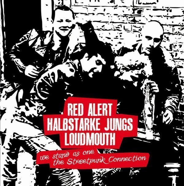 Red Alert - We Stand As One (The Streepunk Connection)