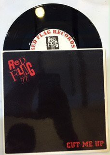 Red Flag 77 - Cut Me Up