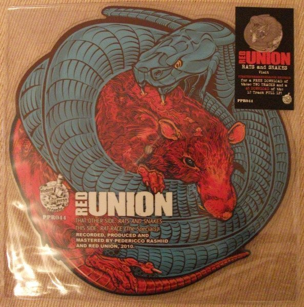 Red Union - Rats And Snakes