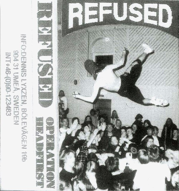 Refused - Operation Headfirst