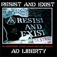Resist And Exist - Discography