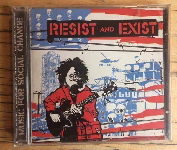 Resist And Exist - Music For Social Change