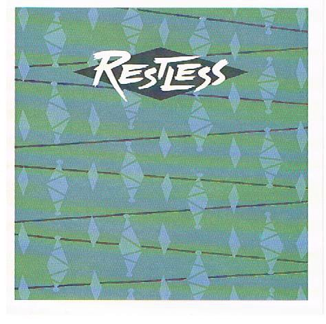 Restless - The Lost Sessions